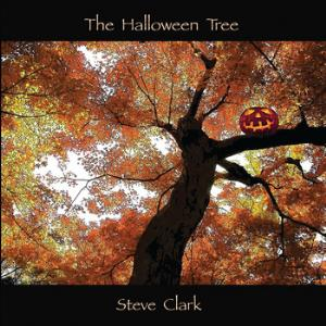 STEVE CLARK - The Halloween Tree CD album cover