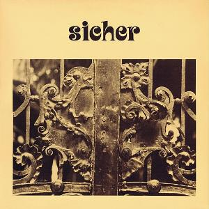 Sicher - Sicher CD (album) cover