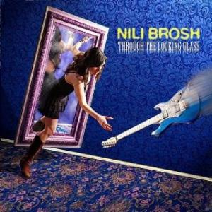 Nili Brosh - Through The Looking Glass CD (album) cover