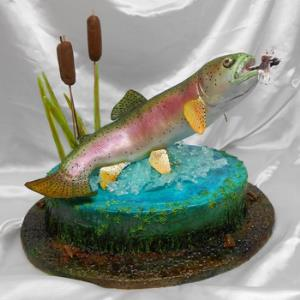 Trout Cake - Ultrasounds CD (album) cover