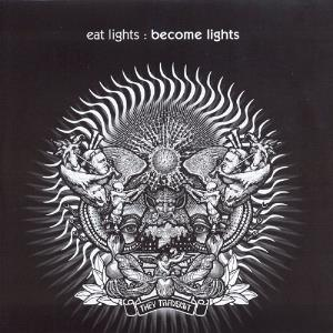 Eat Lights Become Lights - They Transmit CD (album) cover