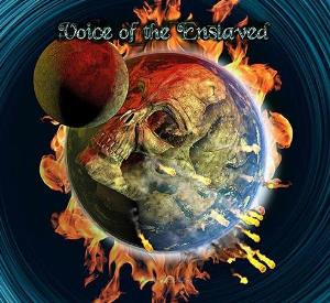 Voice Of The Enslaved - Voice Of The Enslaved CD (album) cover
