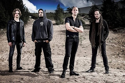 SOEN image groupe band picture