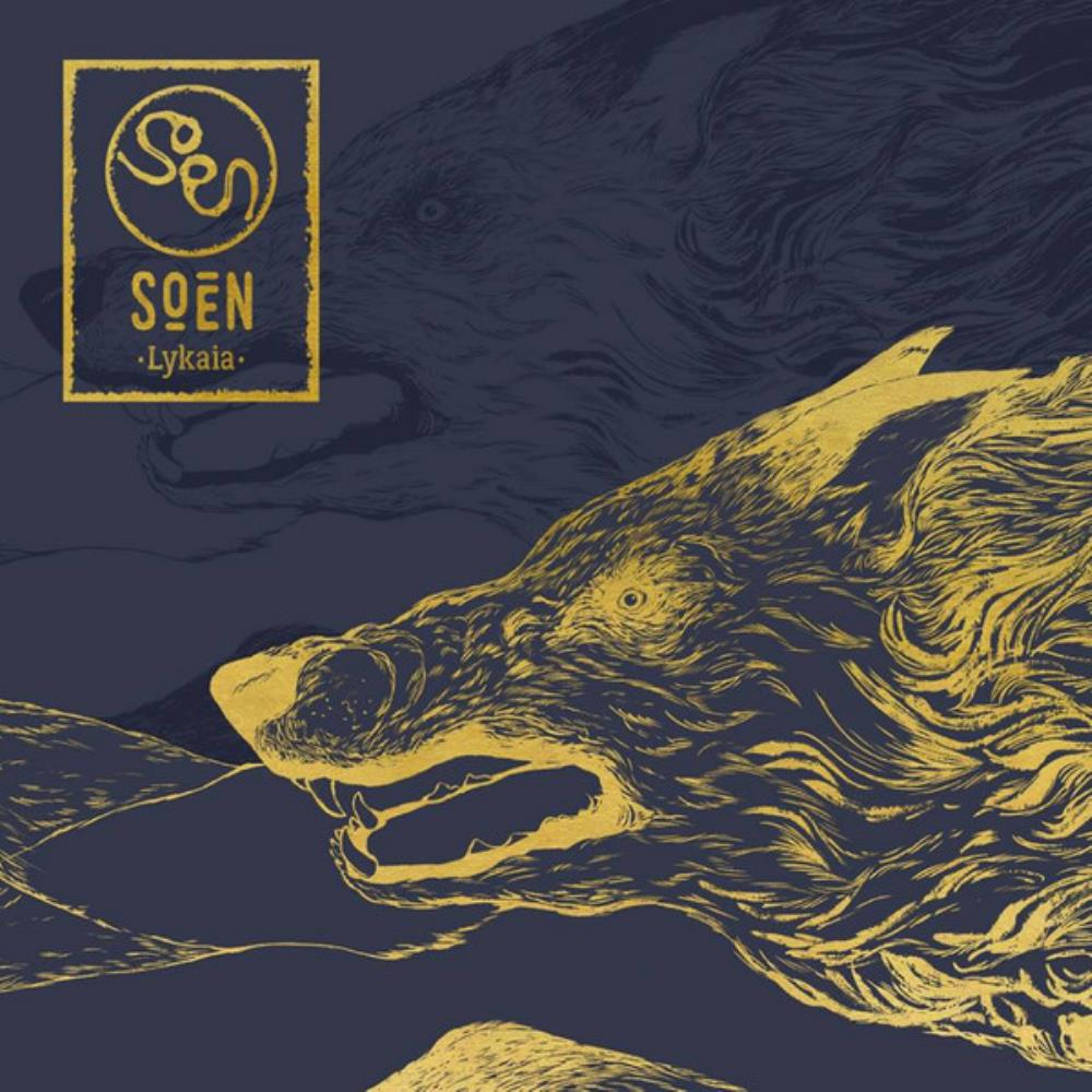 Soen - Lykaia CD (album) cover