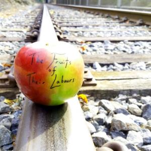 The Apple Zed - The Fruits Of Their Labours CD (album) cover