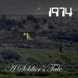 1974 - A Soldier's Tale CD (album) cover