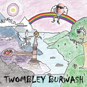 Twombley Burwash - Grak CD (album) cover