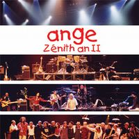 Ange - Zènith An II CD (album) cover