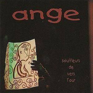 Ange - Souffleurs De Vers Tour CD (album) cover