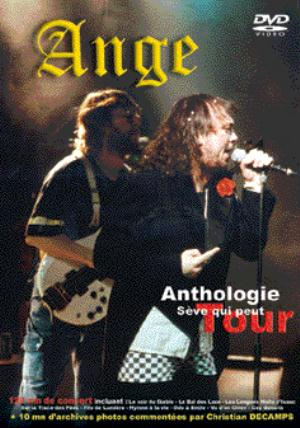Ange - Anthologie - Sève Qui Peut Tour DVD (album) cover