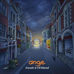 Ange - Escale à Ch'tiland (2cd+dvd) CD (album) cover