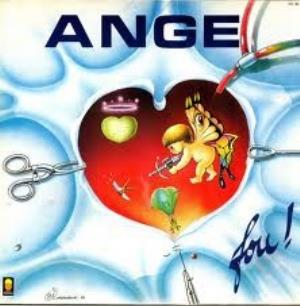 Ange - Fou! (promo Single) CD (album) cover