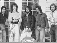 NOVALIS image groupe band picture