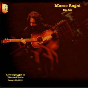 Marco Ragni - On Air CD (album) cover