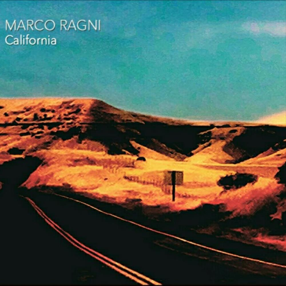 MARCO RAGNI - California CD album cover