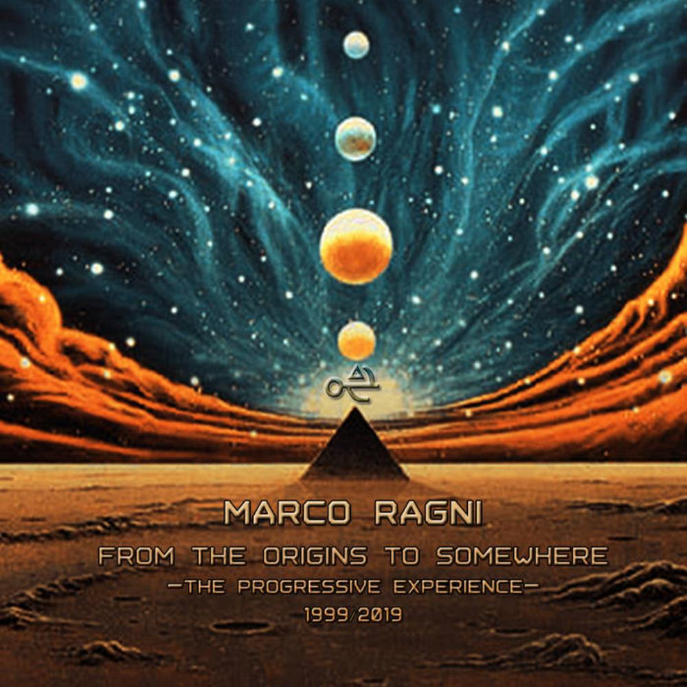 Marco Ragni - From The Origins To Somewhere CD (album) cover