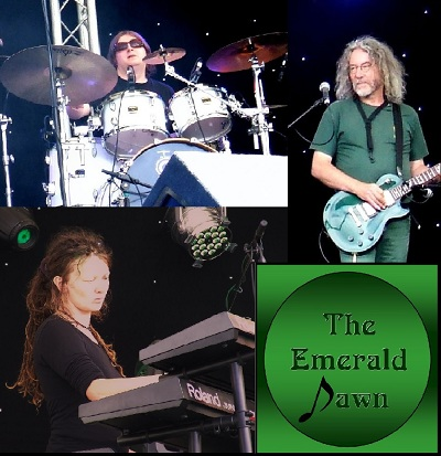 THE EMERALD DAWN image groupe band picture