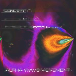 Alpha Wave Movement - Concept Of Motion CD (album) cover