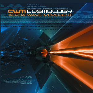 Alpha Wave Movement - Cosmology CD (album) cover