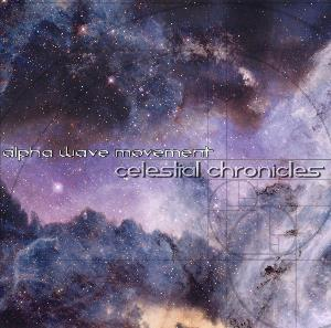 Alpha Wave Movement - Celestial Chronicles CD (album) cover