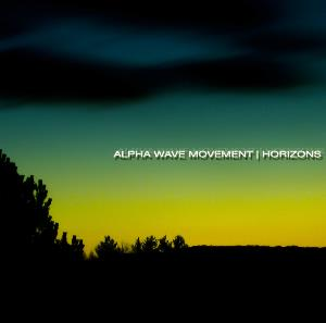 Alpha Wave Movement - Horizons CD (album) cover