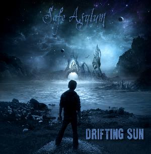 DRIFTING SUN - Safe Asylum CD album cover