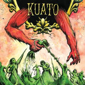 Kuato - The Great Upheaval CD (album) cover