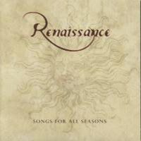 Renaissance - A Song For All Season (compilation) CD (album) cover