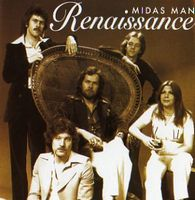 Renaissance - Midas Man CD (album) cover