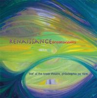 Renaissance - Dreams & Omens CD (album) cover