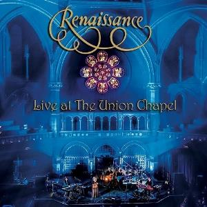 Renaissance - Live At The Union Chapel DVD (album) cover