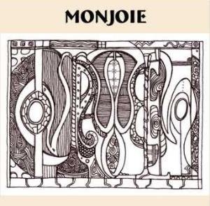 Monjoie - Contravveleno CD (album) cover