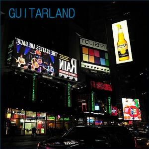 Jaz - Guitarland CD (album) cover