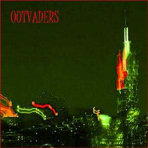 Jaz - Outvaders CD (album) cover