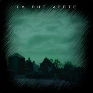 Jaz - La Rue Verte CD (album) cover