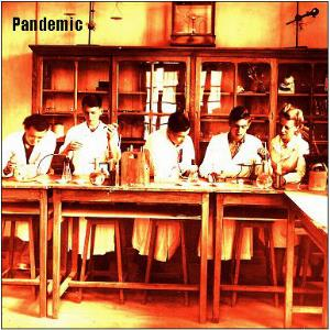 Jaz - Pandemic CD (album) cover