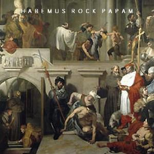 Jaz - Habemus Rock Papam CD (album) cover