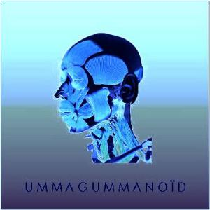 Jaz - Ummagummanoïd CD (album) cover