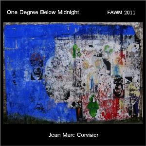 Jaz - One Degree Below Midnight CD (album) cover