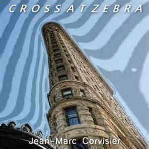 Jaz - Cross At Zebra CD (album) cover