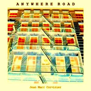 Jaz - Anywhere Road CD (album) cover