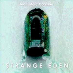 Jaz - Strange Eden CD (album) cover