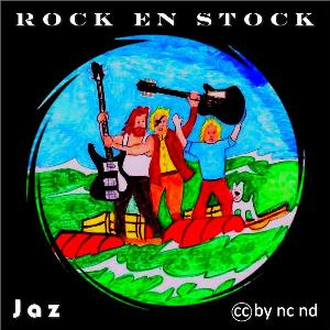 Jaz - Rock En Stock CD (album) cover