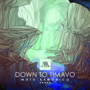 Moto Armonico - Down To Timavo CD (album) cover