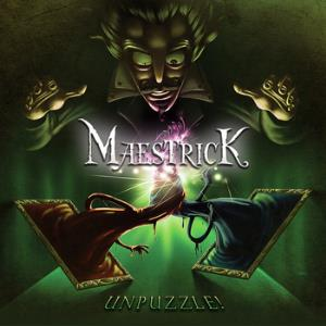 Maestrick - Unpuzzle! CD (album) cover