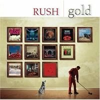 Rush - Gold CD (album) cover