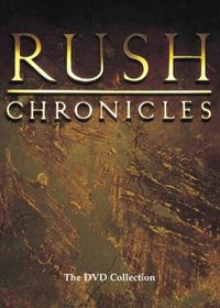 Rush - Chronicles DVD (album) cover