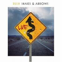 Rush - Snakes & Arrows Live DVD (album) cover