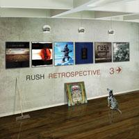 Rush - Retrospective Iii 1989 - 2008 CD (album) cover