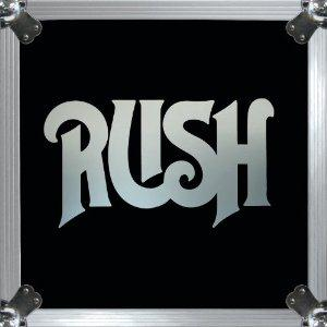 Rush - Sector 1 CD (album) cover